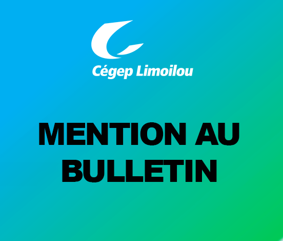 Mention au bulletin