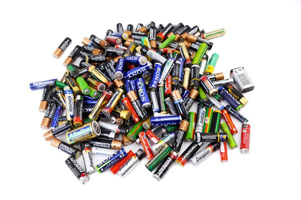 Batteries et piles