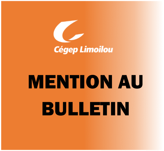 Logo Mention au bulletin
