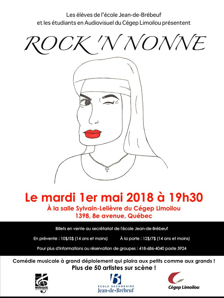 Affiche Spectacle musical ROCK'INNONE