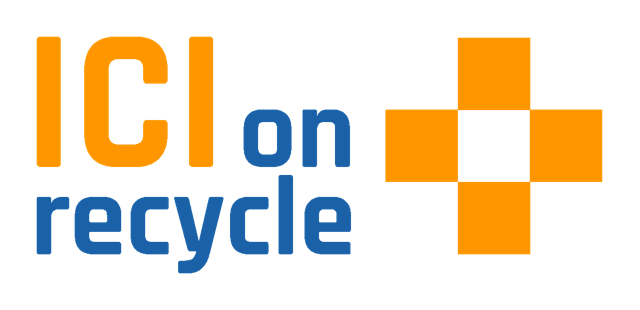 ICI on recycle logo