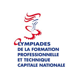 Logo Olympiades de la formation professionnelle et technique Capitale-Nationale