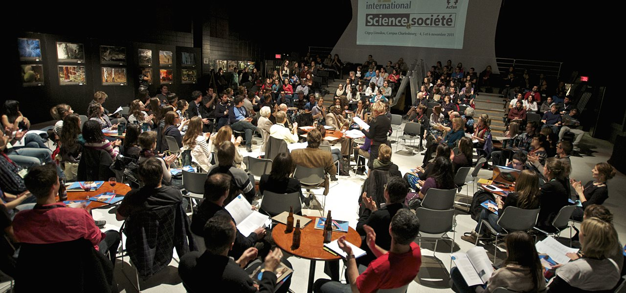 Forum international Science et société groupe