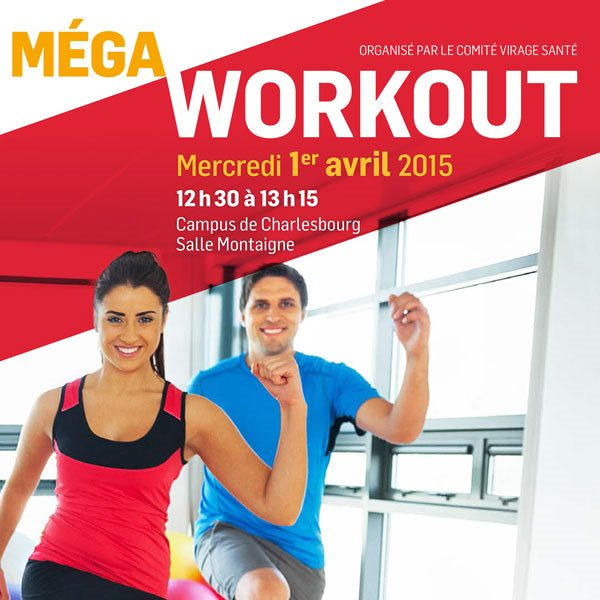 Affiche work-out